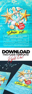 Flyer Template Dance Fitness On Printable Flyers Free