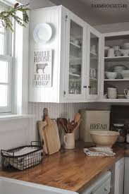 Farm Kitchen 17 Best Ideas About Farmhouse Kitchen Decor On Pinterest Kitchen