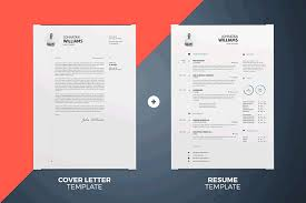 simple resume cover letter template indesign word free resume cover letter templates