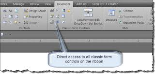 Microsoft Word Update All Fields Repeating Data Populating Multiple Like Fields