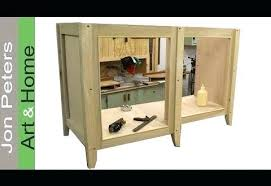 building your own bathroom vanity. Bathroom Vanity Plans Diy Amazing Building Your Own Cabinets Free Download Lathe Intended For