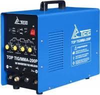 TSS <b>TOP</b> TIG/MMA-200P 017221 – купить <b>сварочный инвертор</b> ...