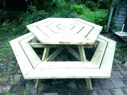 picnic table with umbrella hole picnic table with umbrella hole large size of modern bench plans