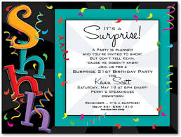surprise birthday party invite party invitation download good download birthday party invitations