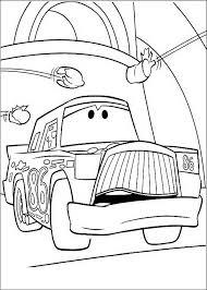 122 Disegni Di Cars 1 E 2 Da Stampare E Colorare Pianetabambini