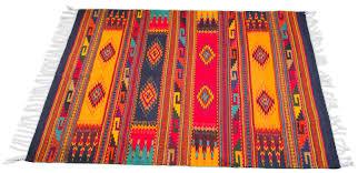 hand woven rugs from oaxaca petra de luna