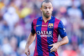Lionel Messi Overlooked as Javier Mascherano Named Barcelona Player of the  Year | Bleacher Report | Latest News, Videos and Highlights