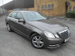 Used 2011 Mercedes-Benz E Class E350 Cdi Blueefficiency Avantgarde ...