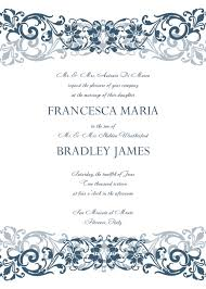 elegant invitation templates com elegant wedding invitation templates kadcinta