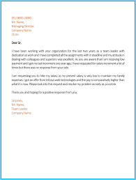 Request For Pay Raise Best Salary Increase Letter Samples With Perfect Wording Clasmed