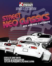 STREET NEO CLASSICS – 80's & 90's Show | Japanese Classic Car Show