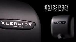 xlerator hand dryer recess kit installation webstaurantstore tv excel dryer xlerator