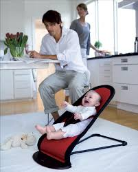 Amazon.com : Babybjorn BabySitter Balance, Black/Red (Discontinued ...