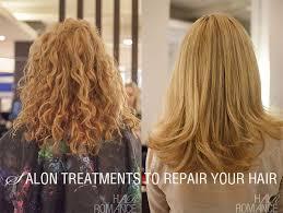 best salon treatments to fix your dry