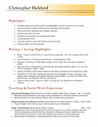 Professor Resume Examples Educational Qualification In Resume format Elegant Architect 46