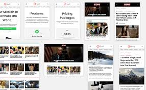 Wordpress Template Newspaper Amp Themes Templates For Wordpress Download