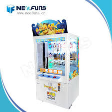 Game Vending Machines Classy Golden Key Gift Vending Machine NFP48 Game Vending Machines On
