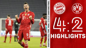 View this post on instagram. Insane Comeback With 3 Lewandowski Goals Highlights Fc Bayern Vs Borussia Dortmund 4 2 Youtube