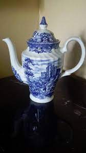 Collectable china tea cups catalogue. Free Vintage Olde Country Castles British Anchor Coffee Pot Other Collectibles Listia Com Auctions For Free Stuff