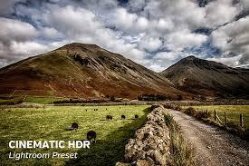 landscape free free cinematic hdr lightroom preset loaded landscapes