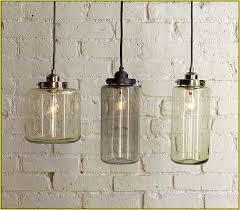 glass jar pendant lights uk