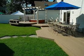 backyard ideas deck. backyard ideas budget friendly inspiration decks outdoor living patio spas multi deck