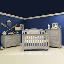 munire 3 piece nursery set medford lifetime crib 6 drawer double dresser and 5 drawer chest in gray free