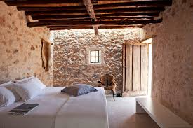 Ibiza Villas: White Ibiza Loves U2013 Stone Walls
