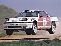 Fringe Players: 1986-1992 MKIII Toyota Supra