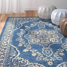 navy blue area rugs tan and rug bungalow rose fl reviews 8x10