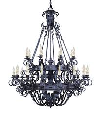 savoy house 1 4322 24 17 bourges 48 inch wide light chandelier