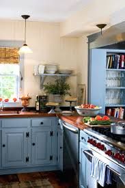 Blue Kitchen Beautiful Blue Kitchen Decorating Ideas Best Blue ...