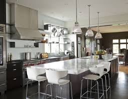 Amazing Long Kitchen Island Photo