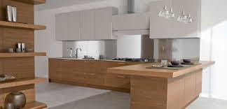 Modern Wood Kitchen Cabinets Brown Modern Wooden Island Modern Dark Wooden Wooden Kitchen