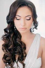 Best 25 Brunette Wedding Hairstyles Ideas On Pinterest Wedding