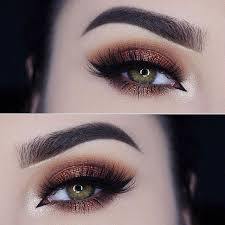 insram post by makeup geek cosmetics makeupgeekcosmetics bronze eyeshadowpeach