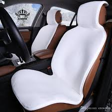 new hot ing car seat covers universal faux fur car styling for lada kia car cushion seat cover accessories infant car seat liner infant car seat
