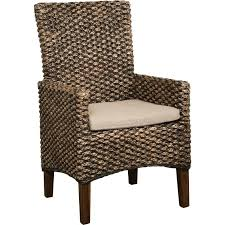 seagrass patio furniture birch lanea heritage heliodoro woven seagrass arm chairs reviews pottery barn seagrass outdoor