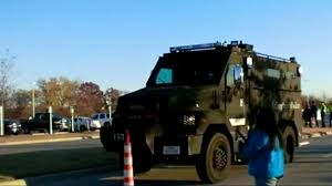 arlington tx armored swat vehicle at cowboys stadium 12 12 2016
