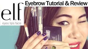 elf eyebrow kit tutorial. e.l.f. eyebrow kit review \u0026 how i fill in my eyebrows tutorial   decorateyou elf s