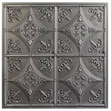 sagging tin ceiling tiles bathroom: cathedral ceiling tile antique bronze cathedral  cathedral ceiling tile antique bronze
