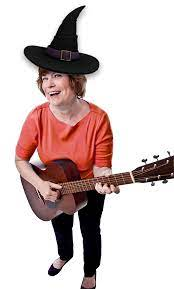 Not a Fright in Sight! Halloween Stories for Little Ones with Jeannie Mack  - THOMAS MEMORIAL LIBRARY