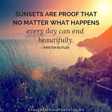 The Beauty Of Sunset Quotes Best of Sunset Quotes And Sayings