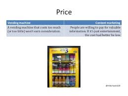Vending Machine Costs Fascinating How Content Marketing Is Like A Vending Machine