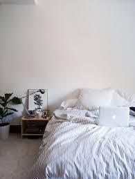 Simple White Bedroom Concept Design Unique Decorating