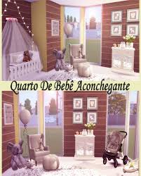Cozy Baby Room - Lily Sims