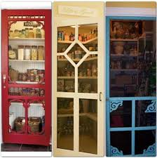 iscreen doors replacing pantry doors love these but i would