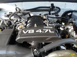 2005 Toyota Sequoia Limited 4.7 Liter DOHC 32V i-Force V8 Engine ...