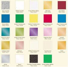 Premo Color Mixing Chart Sculpey Premo Accents Color Chart Opt Shades Of Clay