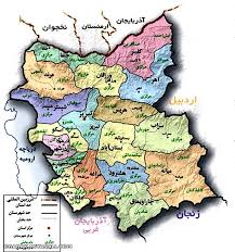 نتیجه تصویری برای نقشه آذربایجان شرقی